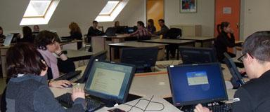 Salle informatique St Antoine Ste Sophie